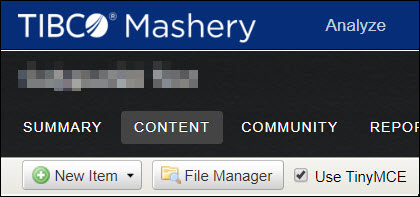 Using File Manager